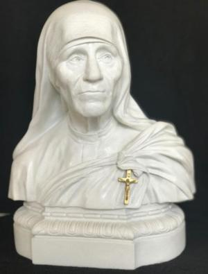 mother-teresa-bust - available on special order